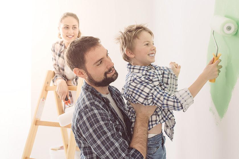 cr dit hypoth caire ou pr t r novation pour vos travaux bati info l 39 expert habitat. Black Bedroom Furniture Sets. Home Design Ideas